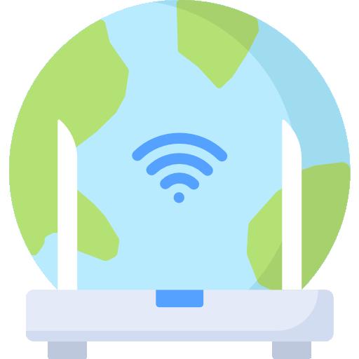mobilt bredband och ett modem